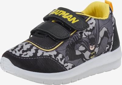 Batman Sneaker 'Batman' in grau / hellorange / schwarz, Produktansicht