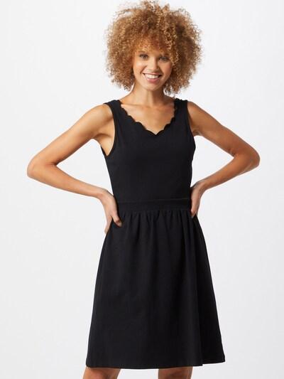 ONLY Zomerjurk 'Amber' in de kleur Zwart, Modelweergave