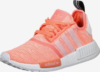 ADIDAS ORIGINALS Schuhe ' NMD R1 W ' in koralle / schwarz / weiß, Produktansicht