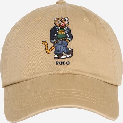Șapcă POLO RALPH LAUREN pe maro cămilă / culori mixte, Vizualizare produs
