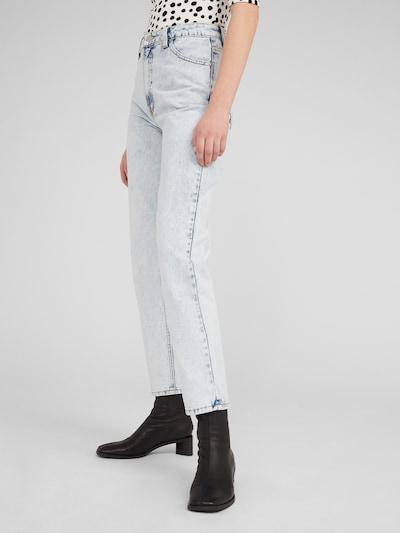 EDITED Jeans 'Aurelia' in hellblau, Modelansicht