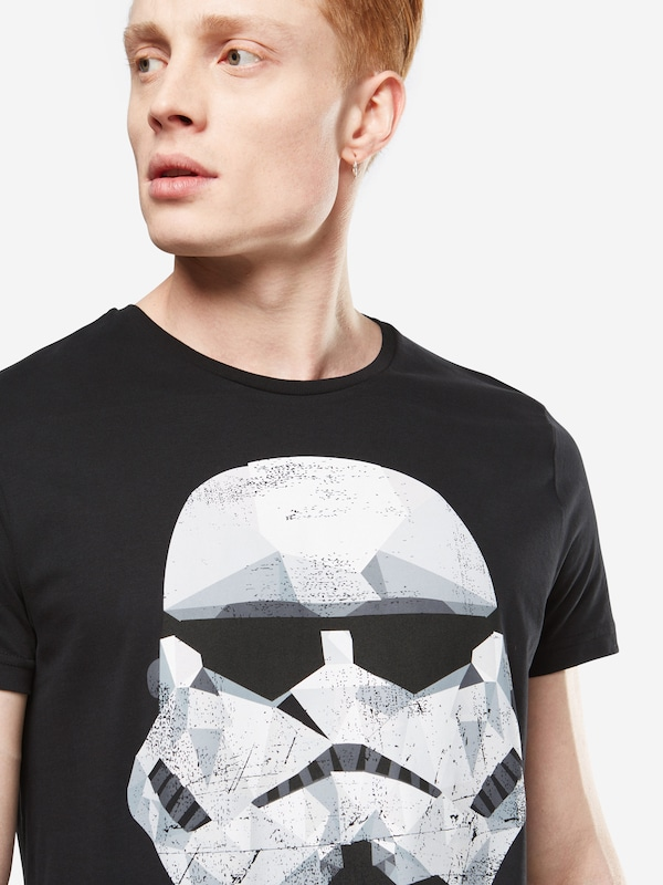 GOZOO Shirt 'IMPERIAL STORMTROOPER - STAR WARS- GRAPHIC'