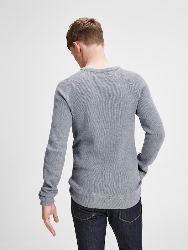 Jack & Jones Wollmix-strickpullover