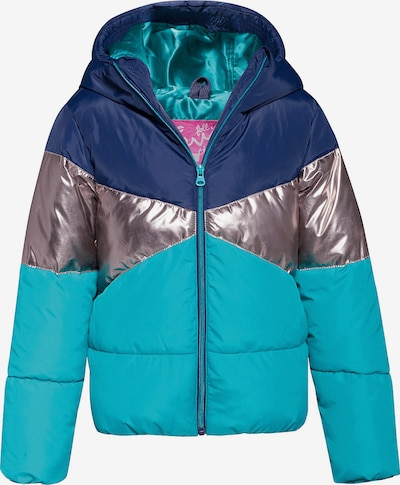 WE Fashion Winterjacke in blau, Produktansicht