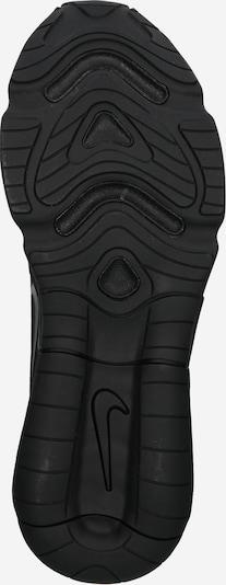Nike Sportswear Zemie apavi 'AIR MAX 200' pieejami melns: Skats no apakšas