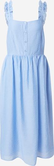 Envii Zomerjurk 'OUTHOUSE' in de kleur Lichtblauw, Productweergave