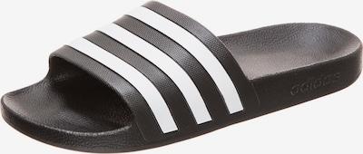 ADIDAS PERFORMANCE Plážová/koupací obuv 'Adilette Aqua' - černá / bílá, Produkt