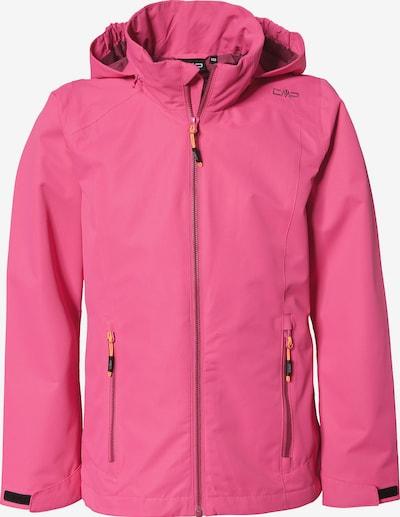 CMP Outdoorjacke 'Zip-Off' in pink / silber, Produktansicht