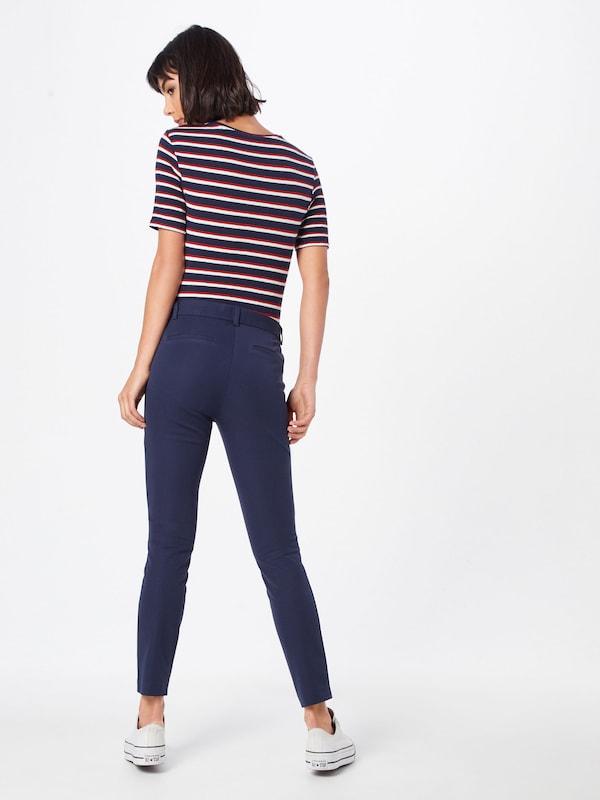Gap Indigo Bistretch' Pantalon En 'v Ankle skinny yn0mvNwP8O