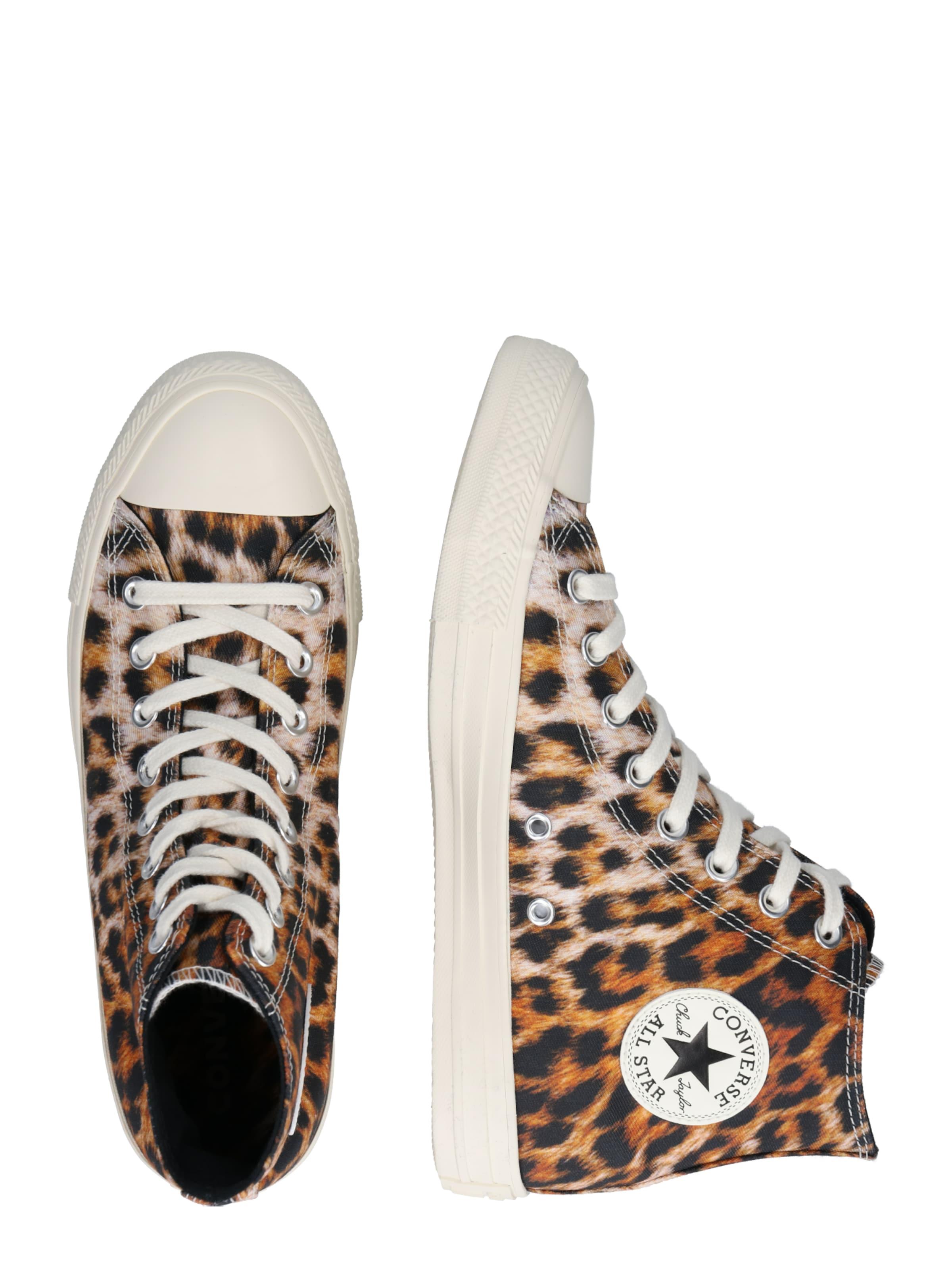 All In Converse 'chuck Taylor Star' BraunSchwarz Sneaker CxoBedWQr