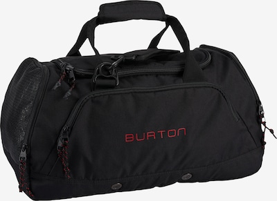 BURTON Sac de sport 'Boothaus MD 2.0' en rouge / noir, Vue avec produit