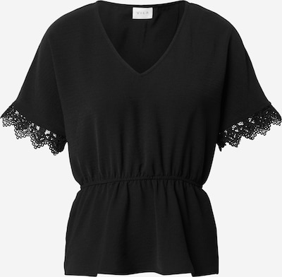 VILA Shirt 'VIRASHA' in schwarz, Produktansicht