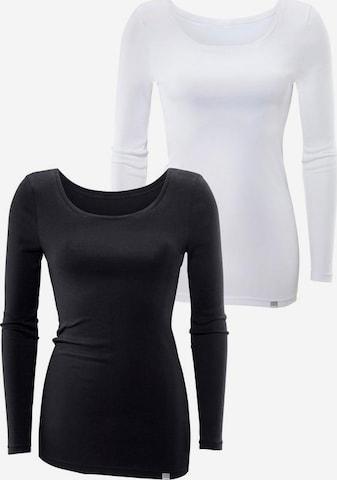 BENCH Shirt in Black