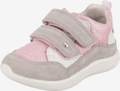 ELEFANTEN Lauflernschuhe 'Chico' in grau / pink, Produktansicht