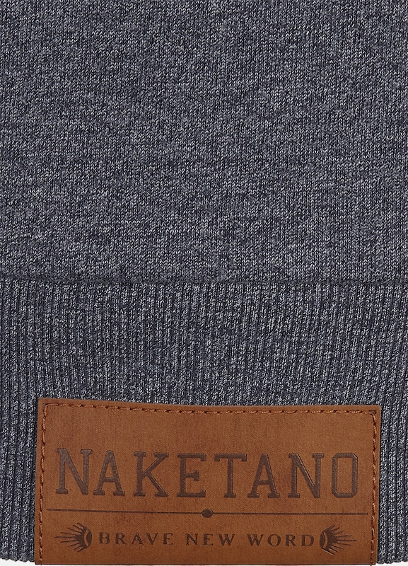 Naketano gris Sweat En Bleu shirt lKFJcT1