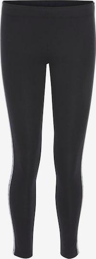 Nike Sportswear Leggings in schwarz / weiß, Produktansicht
