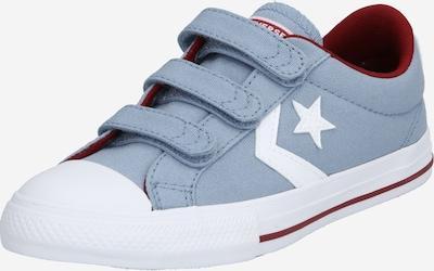 CONVERSE Schuhe 'STAR PLAYER' in blau / rot, Produktansicht