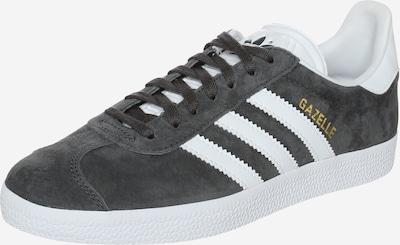 ADIDAS ORIGINALS Sneaker 'GAZELLE' in dunkelgrau / weiß, Produktansicht
