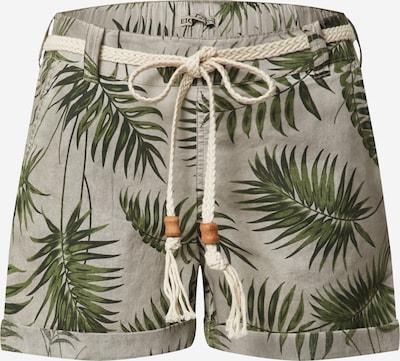 Eight2Nine Shorts in beige / grün, Produktansicht