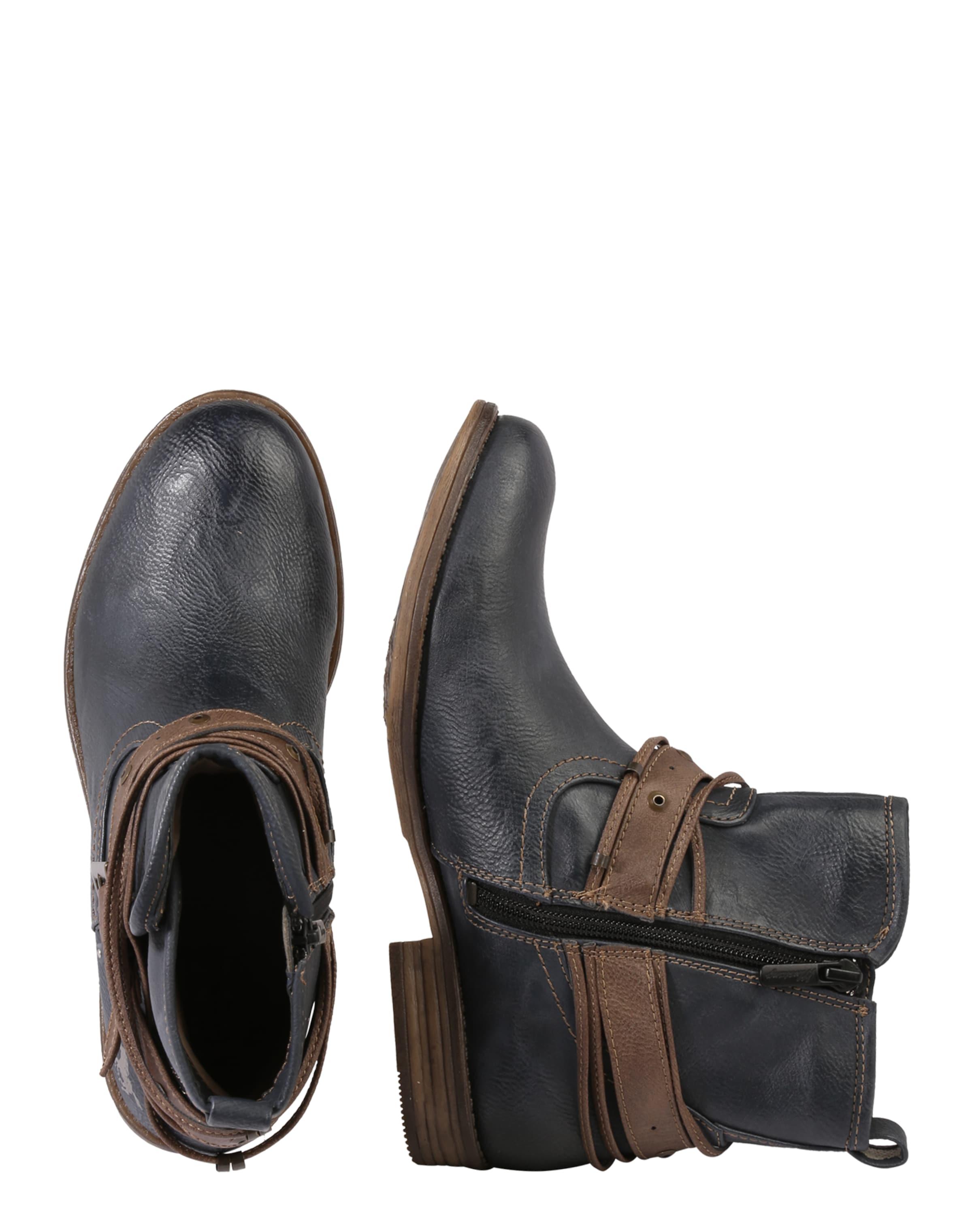 MUSTANG Stiefeletten mit Schnalle Empfehlen Zum Verkauf Auftrag Niedrigster Preis Verkauf Online Kaufen Billig Großhandelspreis QE4GUj6