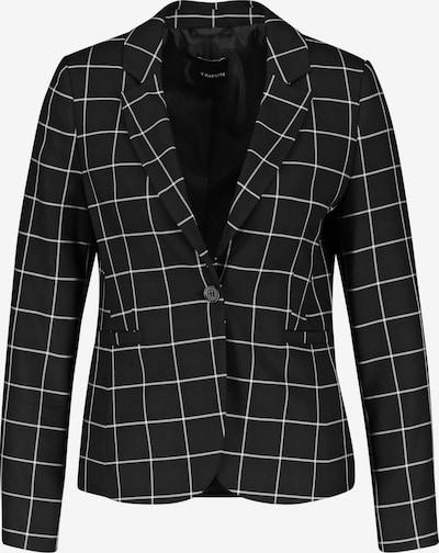 TAIFUN Blazer in schwarz / weiß, Produktansicht