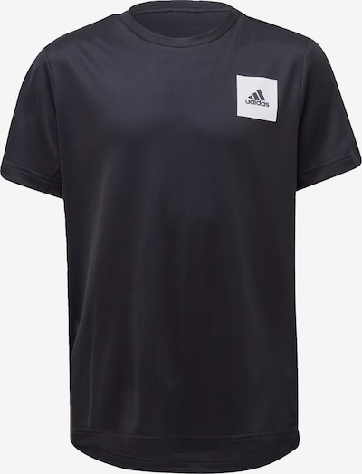 ADIDAS PERFORMANCE Shirt in blau, Produktansicht