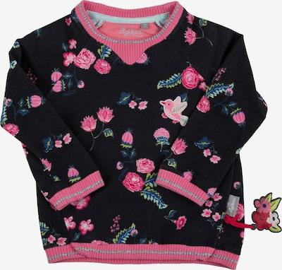 SIGIKID Pullover in blau / grün / pink / schwarz / weiß, Produktansicht