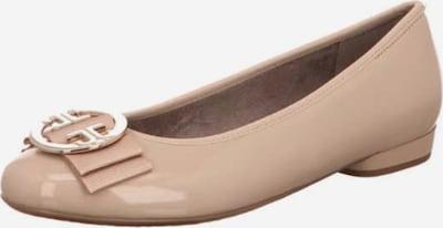Jenny Ballerinas in puder, Produktansicht