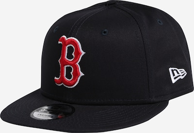 NEW ERA Cap 'LEAGUE ESSENTIAL 9FIFTY' in rot / schwarz, Produktansicht