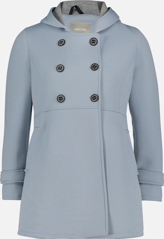 Amber & June Sommerjacke in in in rauchblau  Markenkleidung für Männer und Frauen f1c676