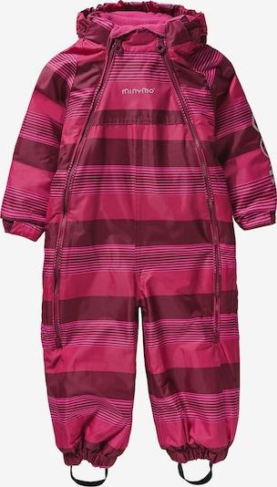 MINYMO Schneeanzug in pink, Produktansicht