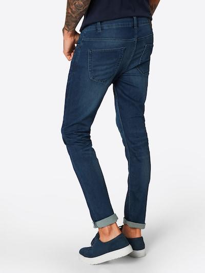 Jeans 'onsLOOM JOG DK BLUE PK 0431 NOOS' Only & Sons pe denim albastru: Privire spate