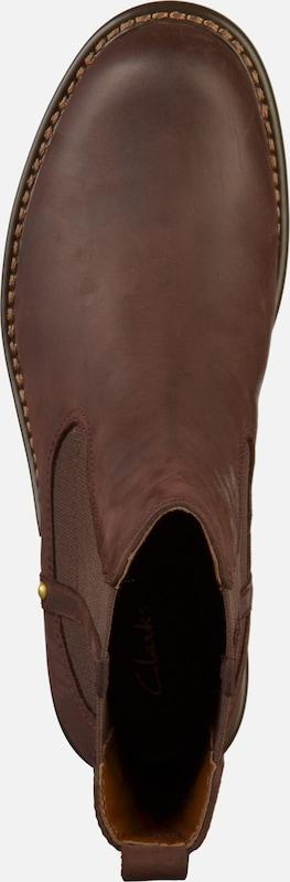 CLARKS Schuhe Stiefelette Günstige und langlebige Schuhe CLARKS 010805