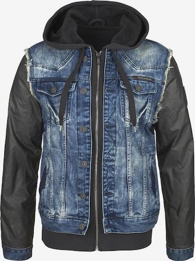 CIPO & BAXX Jeansjacke in blue denim, Produktansicht