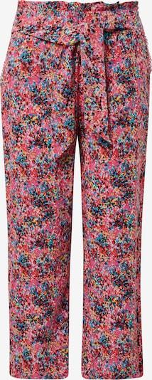 TOM TAILOR Culotte-Hose in mischfarben / pink, Produktansicht