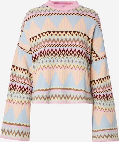 Megztinis iš Crās , spalva - mišrios spalvos, Prekių apžvalga