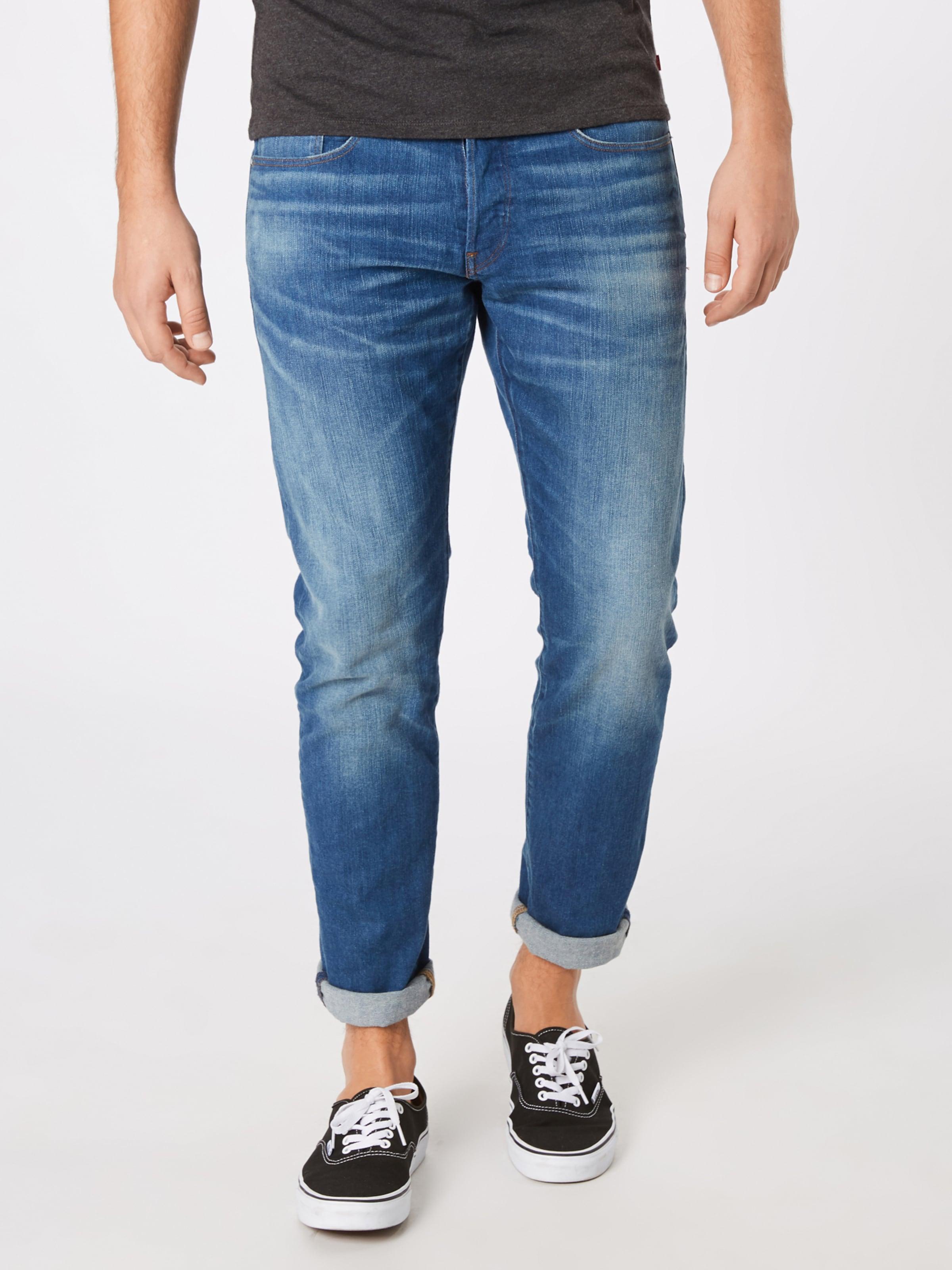 Raw In Jeans '3301 Denim star Tapered' G Blue 29beEHIWDY