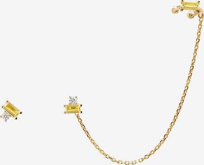 Cercei 'Maka' P D PAOLA pe auriu, Vizualizare produs