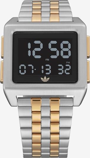 ADIDAS ORIGINALS Zegarek cyfrowy 'Archive_M1' w kolorze złoty / czarny / srebrnym, Podgląd produktu
