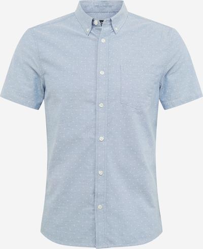 BURTON MENSWEAR LONDON Hemd 'Oxford' in blau / weiß, Produktansicht