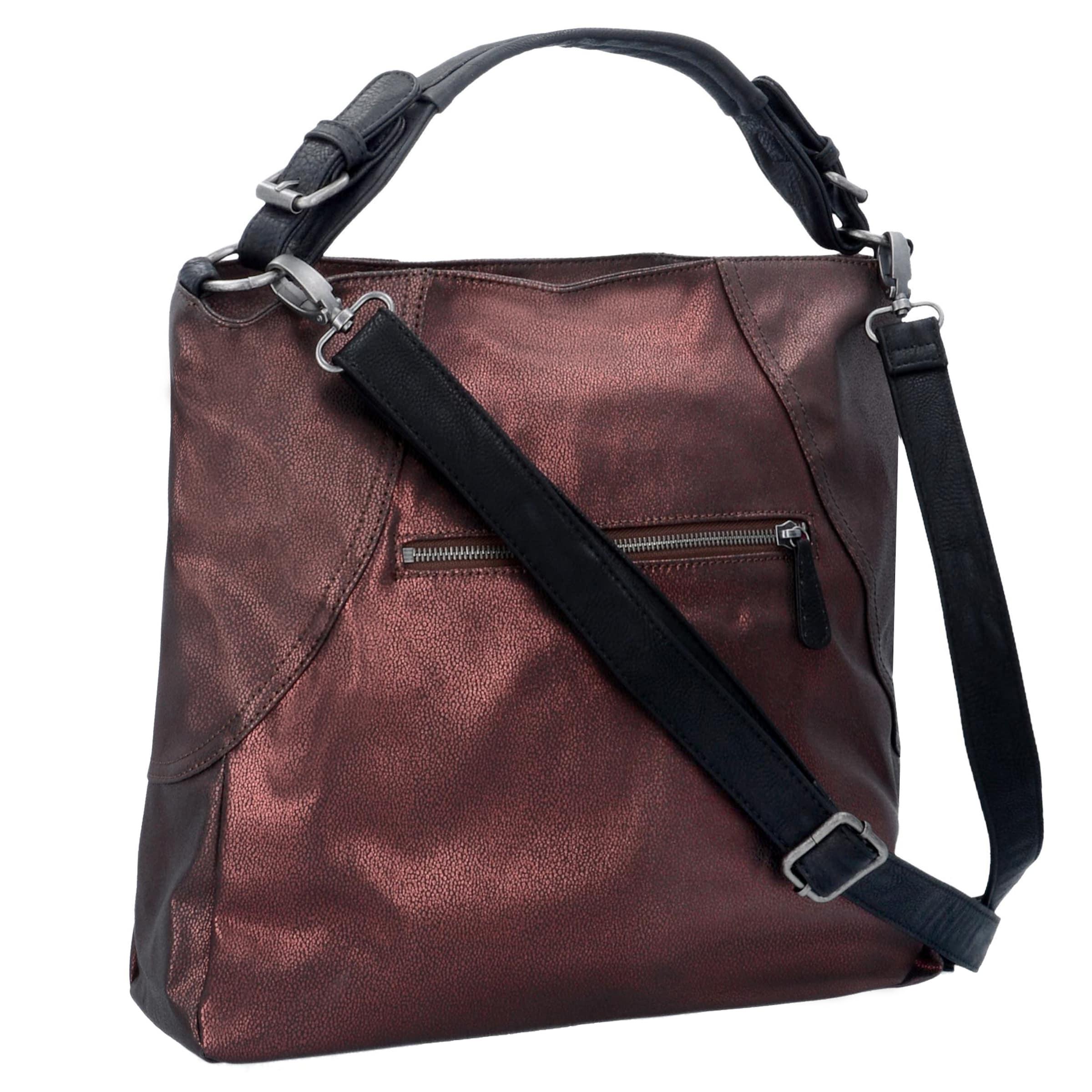 Fritzi aus Preußen Helma Shopper Tasche 39 cm Angebote Günstigen Preis 100% Original Online Fabrikverkauf Günstiger Preis THsEEmK2ik