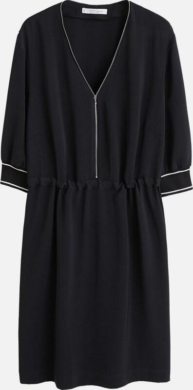 lilaA by Mango Kleid 'Bonny' in schwarz  Markenkleidung für Männer und Frauen