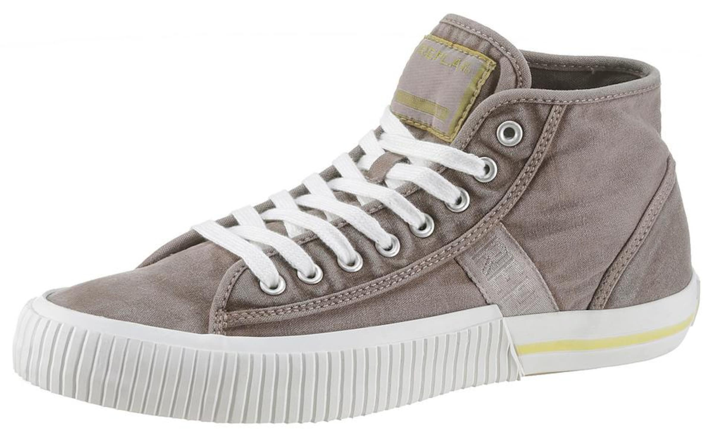 In Grau Sneaker Sneaker Replay In Replay Grau mN0wv8n