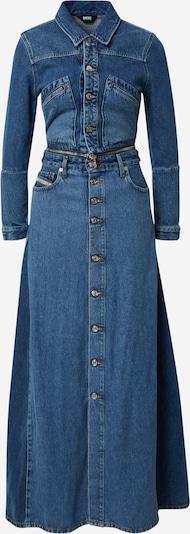 DIESEL Kleid in blue denim, Produktansicht