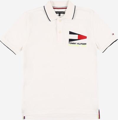 TOMMY HILFIGER Poloshirt in weiß, Produktansicht