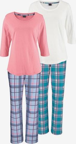 ARIZONA Pyjamas in Weiß