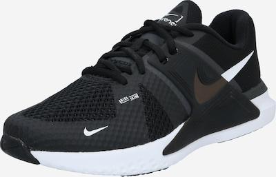 NIKE Fitnessschuhe 'Renew Fusion' in schwarz / weiß, Produktansicht