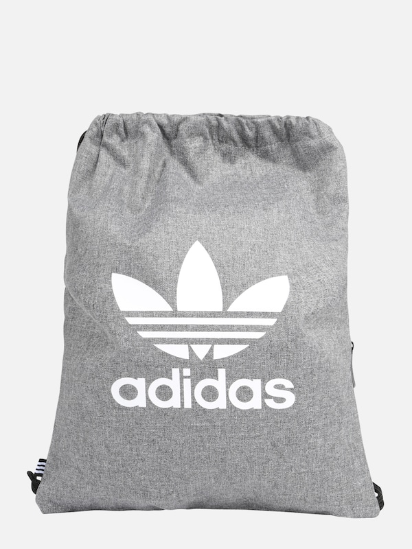 0ff2c06cd ADIDAS ORIGINALS Turnbeutel 'GYMSACK CASUAL' in graumeliert   ABOUT YOU