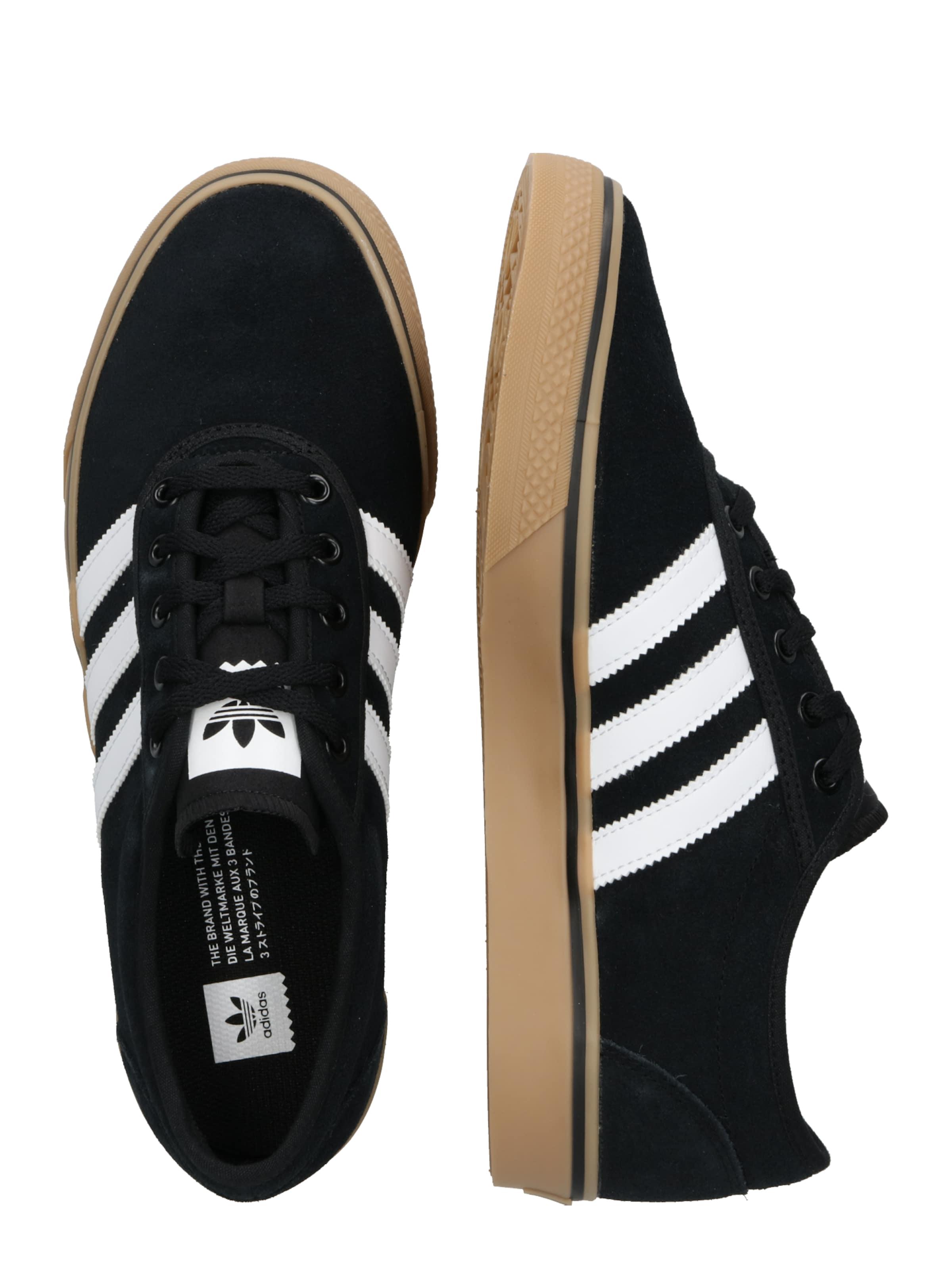 SchwarzWeiß ease' Sneaker In Originals Adidas 'adi 53Ljq4AR