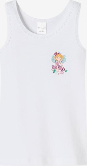 SCHIESSER Unterhemden in weiß, Produktansicht